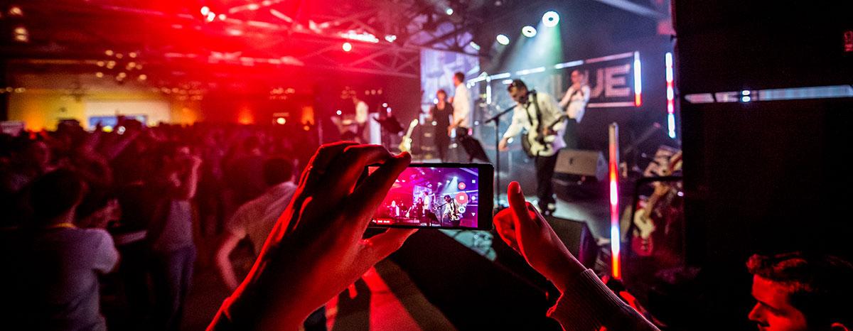 location borne photobooth photocall pour lancement de produit