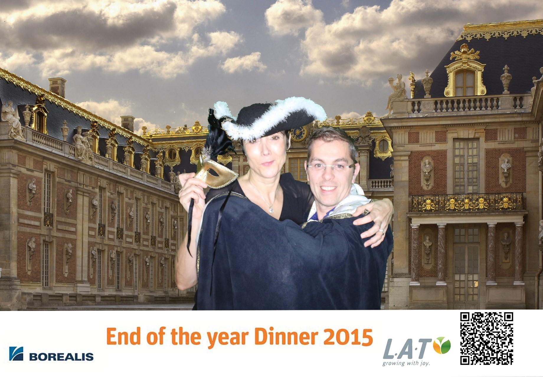 Animation soirées de fin d'année Versailles