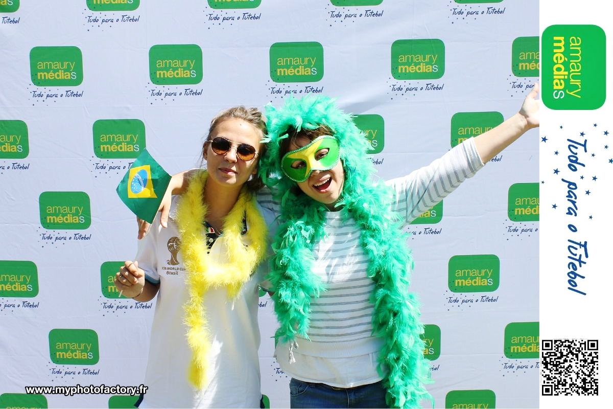 Location borne photo : photocall photobooth pour incentive